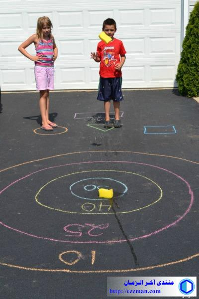 أنشطة منزلية مسلية ومفيدة للأطفال