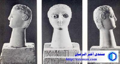 الفنون القديمة اليمن :صناعة التماثيل