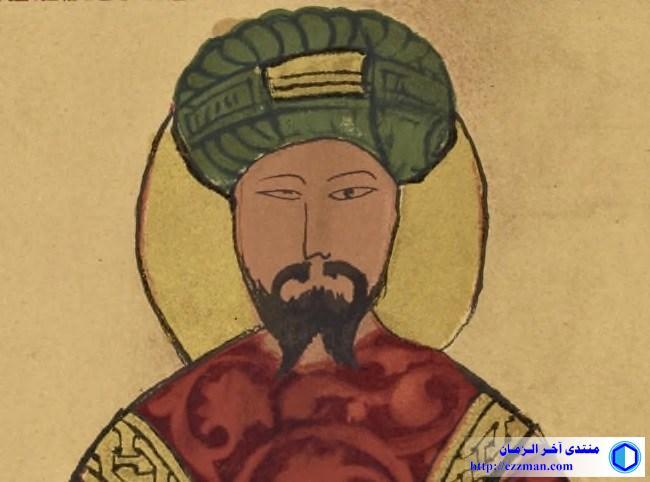 """لوحة نادرة رسمت """"صلاح الدين"""""""