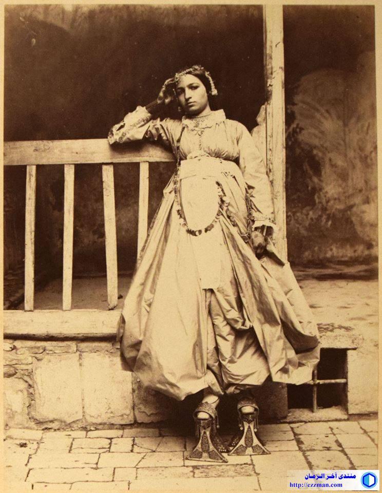 الكعب العالي (القبقاب) ونساء إسرائيل
