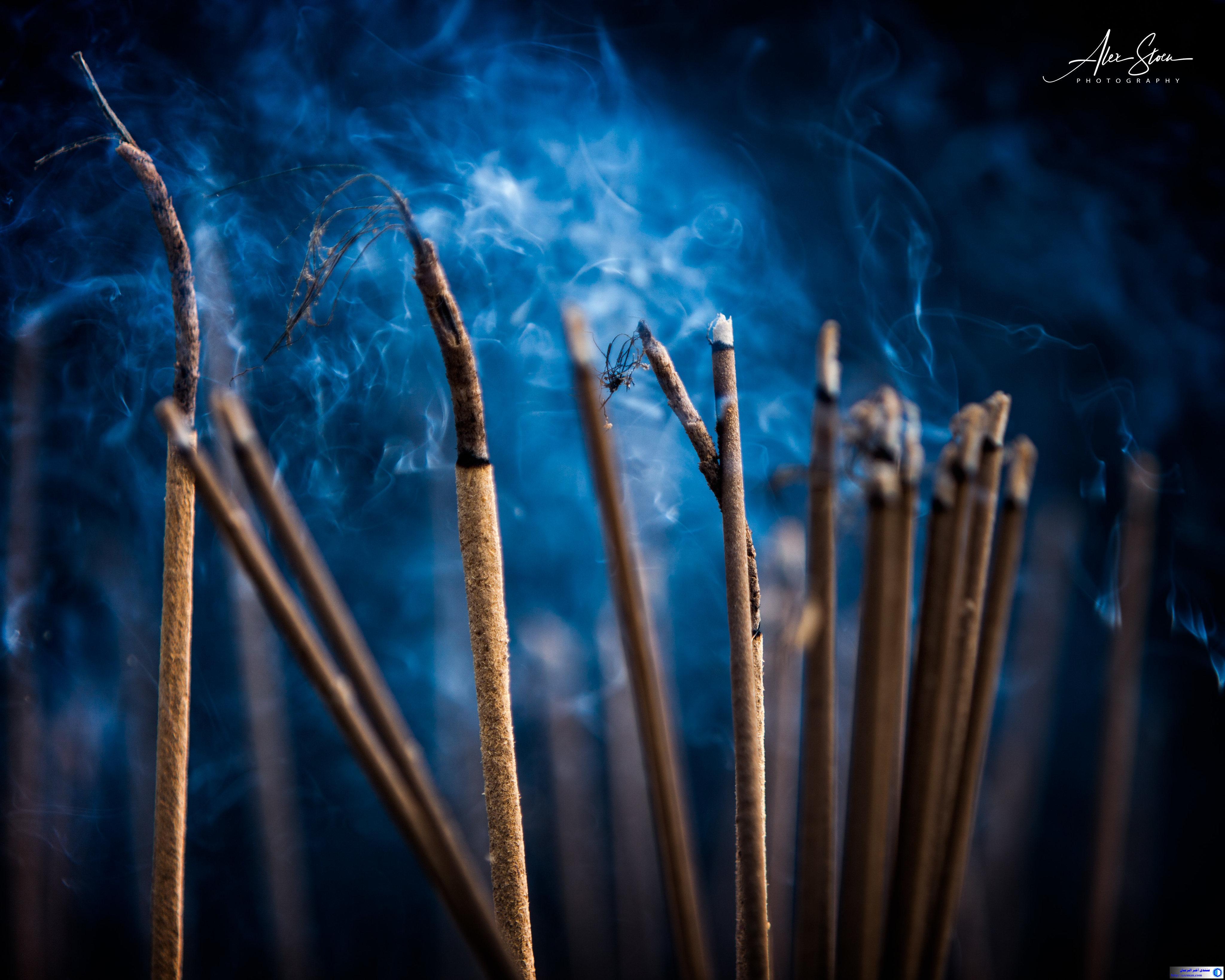 التبخير والتدخين وعلاقتهما بالجن والشياطين