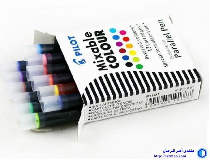 أقلام pilot للخط العربي واللاتيني