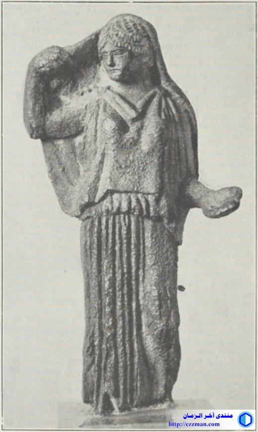 Histoire costume antique تاريخ الزي