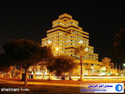 لمدينة بنغازي