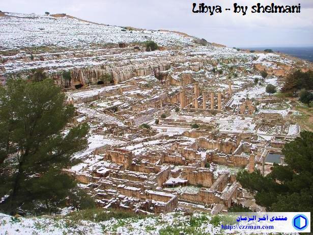 صورللجبل الاخضرفي ليبيا