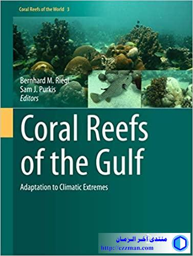Coral Reefs Gulf: Adaptation Climatic